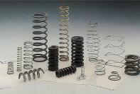 1996: Molle a compressione, cilindriche e coniche