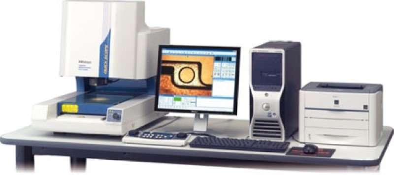 CNC Vision measuring machine QS 250Z