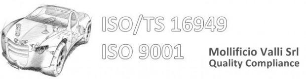 Visita Sorveglianza ISO/TS 16949 e ISO 9001