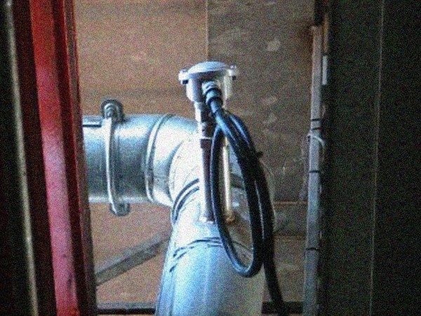 Nuovo Impianto Monitoraggio Polveri