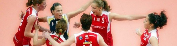 YamamaY Volley Busto ranks 4 in Italy League