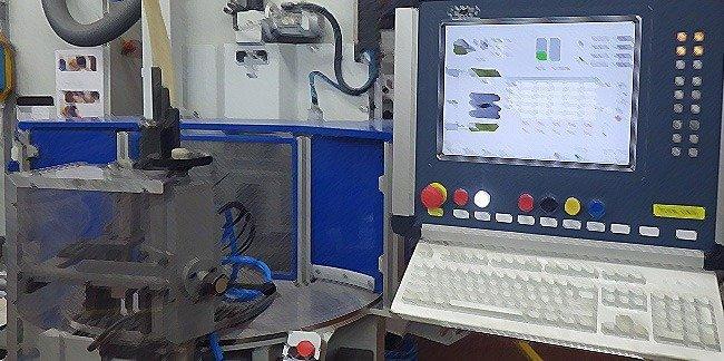 New OMD MA9/2E Grinding Machine