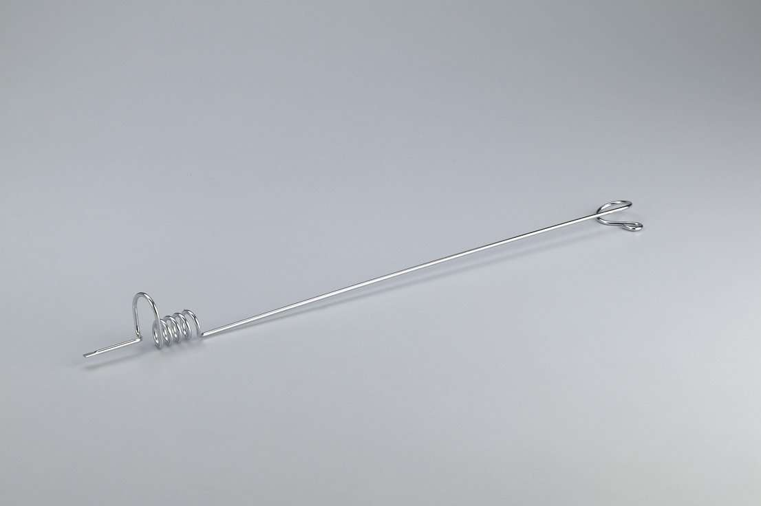 Shaped wire pieces