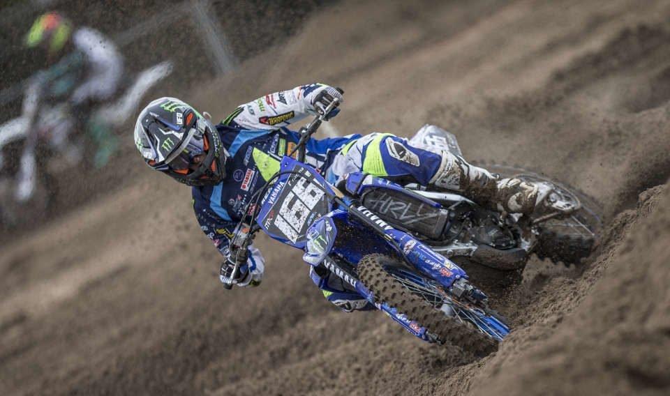 Sponsor Yamaha Racing Team EMX250